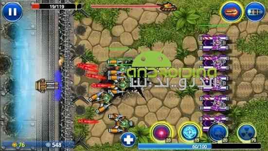 Tank ON – Modern Defender - بازی تانک روشن - دفاع مدرن