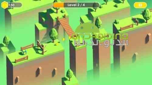 Tasni Rush - بازی آرکید حمله تاسنی