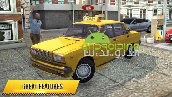 Taxi Simulator 2018 - بازی شبیه ساز تاکسی 2018