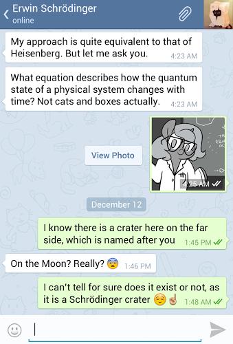 دانلود تلگرام Telegram 4.1.0 اخرین نسخه پیام رسان تلگرام اندروید 1