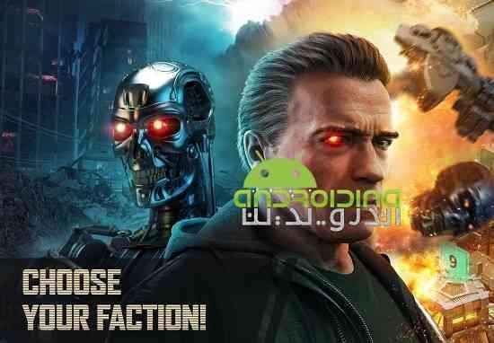Terminator Genisys: Future War - بازی نابودگر: آینده جنگ