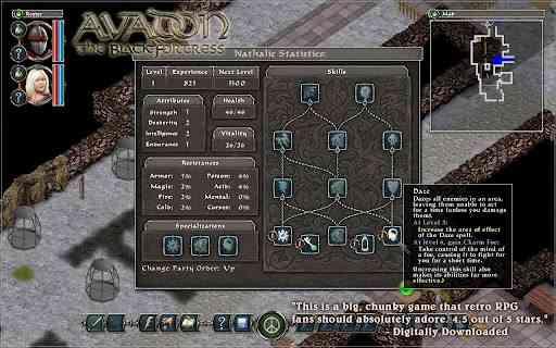 ???? ????? Avadon: The Black Fortress v1.0.12
