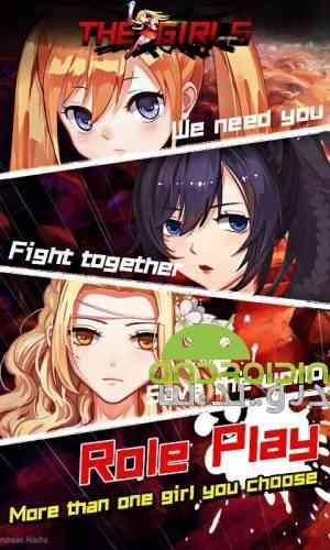 The Girls : Zombie Killer - بازی دختران: قاتل زامبی