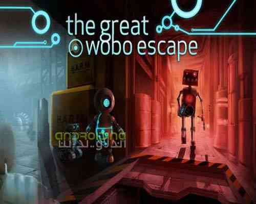 The Great Wobo Escape Ep - بازی فرار بزرگ رباتی