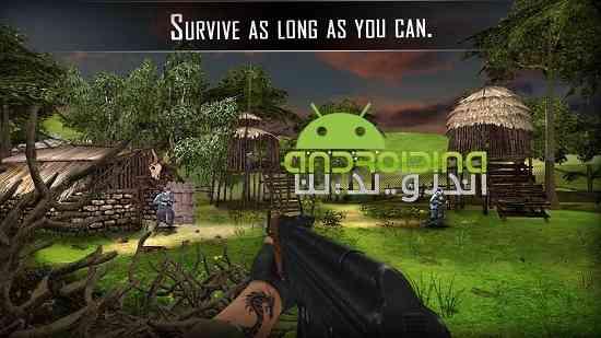 دانلود The Last Commando II 3.0 بازی آخرین تکاور 2 اندروید 1