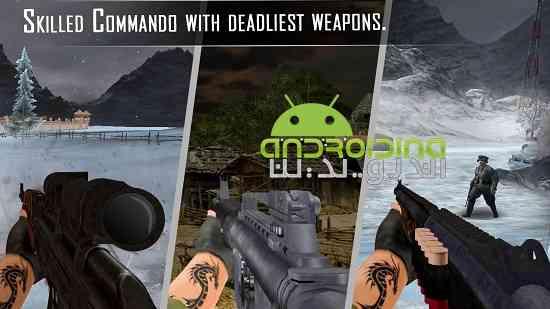 دانلود The Last Commando II 3.0 بازی آخرین تکاور 2 اندروید 4