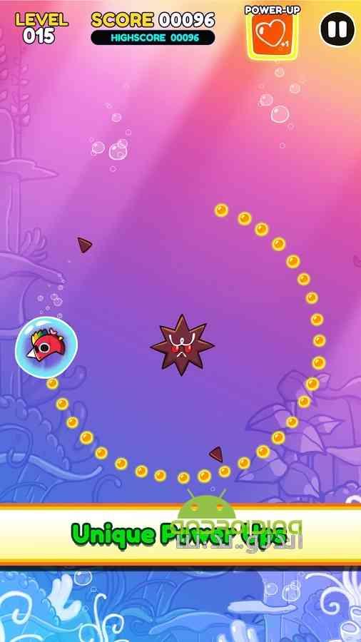 دانلود The Orbit Race 1.5 بازی سرگرم کننده مسابقه دور زدن اندروید 2