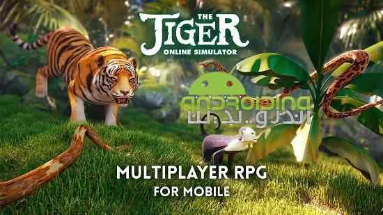 دانلود تایگر The Tiger 1.2.4 بازی نقش آفرینی ببر اندروید 1