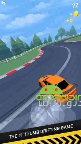 Thumb Drift - Furious Racing - بازی رانندگی با انگشت: مسابقه خشمگین