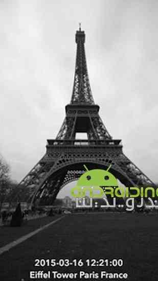 Timestamp Camera Pro |ثبت زمان و مکان بر روی فایل تصویری