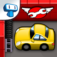 Tiny Auto Shop – Car Wash and Garage Game