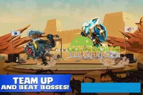 Tiny Gladiators 2 - بازی گلادیاتورهای کوچک 2