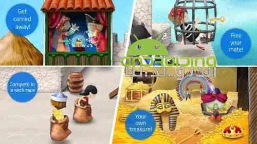 Tiny Pirates – Kids' Activity Book - بازی دزدان دریایی کوچک