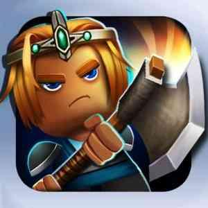 بازی فانتزی جنگی فوقالعاده TinyLegends – Crazy Knight v1.0