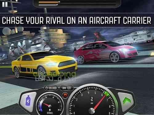 دانلود Top Speed Drag & Fast Racing 1.0.8 بازی بالاترین سرعت اندروید 3