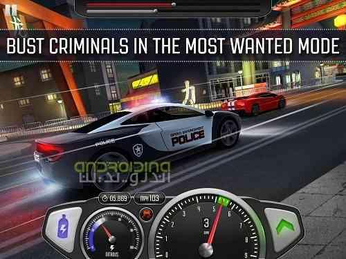 دانلود Top Speed Drag & Fast Racing 1.0.8 بازی بالاترین سرعت اندروید 1