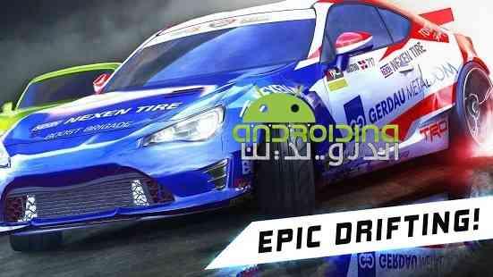 Torque Drift - بازی مسابقه ای نیروی گشتاوری دریفت