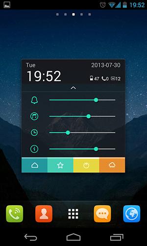 دانلود Toucher Pro 1.26 دسترسی سریع به بخش ها اندروید 2