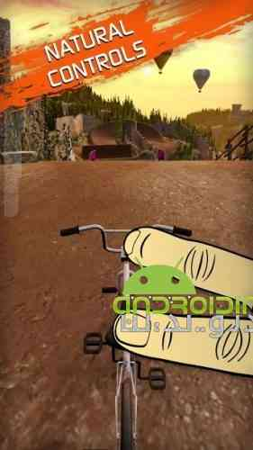 Touchgrind BMX 2 - بازی ورزشی دوچرخه سواری
