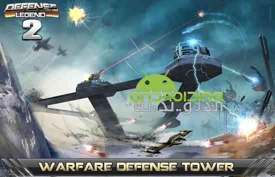 Tower defense-Defense legend 2 - بازی برج دفاعی - افسانه دفاع 2