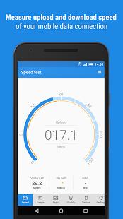 Traffic Monitor+ & 3G/4G Speed - نظارت روی ترافیک مصرفی اینترنت
