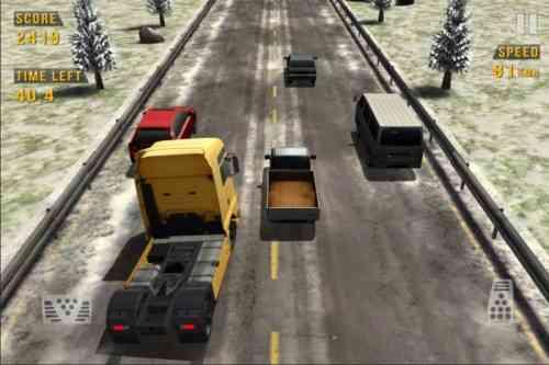 دانلود Traffic Racer 2.4 بازی حرکت در میان ترافیک بزرگراه اندروید 2