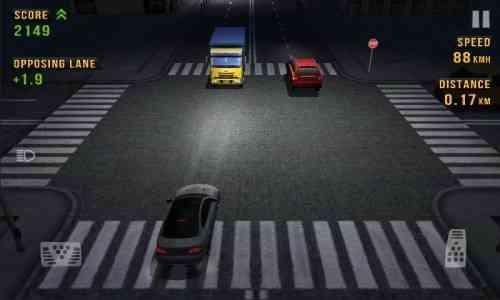 دانلود Traffic Racer 2.4 بازی حرکت در میان ترافیک بزرگراه اندروید 1