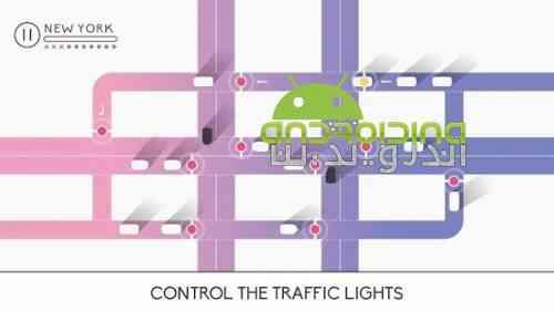 Traffix - بازی شبیه سازی ترافیک