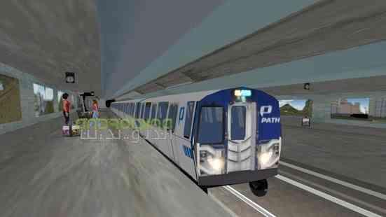 دانلود Train Sim Pro 3.8.5 بازی فیزیک واقع گرایانه شبیه ساز قطار اندروید 1