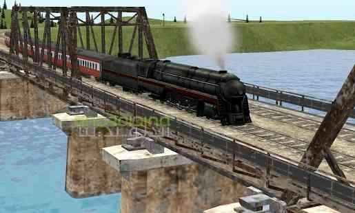 دانلود Train Sim Pro 3.8.5 بازی فیزیک واقع گرایانه شبیه ساز قطار اندروید 2