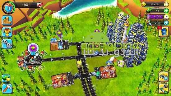 Transit King - بازی شبیه سازی پادشاه ترانزیت