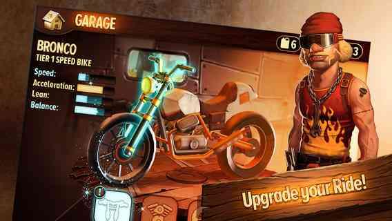 دانلود Trial Frontier 5.6.0 بازی موتور سواری نهایت کوشش اندروید 3