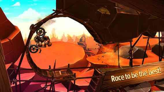 دانلود Trial Frontier 5.6.0 بازی موتور سواری نهایت کوشش اندروید 2