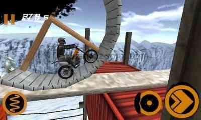 Trial Xtreme 2 - بازی موتور سواری با گرافیک