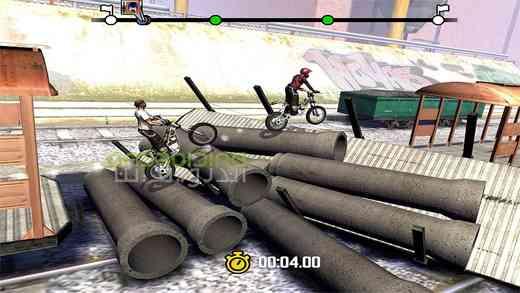 دانلود Trial Xtreme 4 v1.9.1 بازی موتور سواری تریل اندروید + دیتا 2
