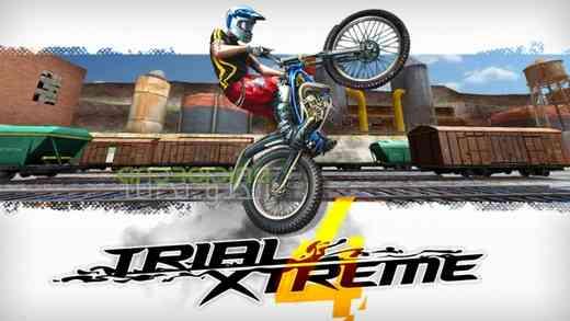 Trial Xtreme 4 | نسخه چهارم از سری بازی های موتور سواری تریل