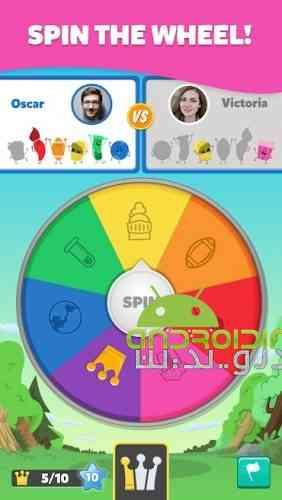 Trivia Crack 2 - بازی سرگرم کننده موارد بی اهمیت 2