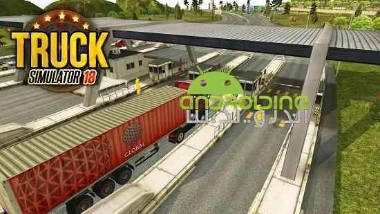 Truck Simulator 2018 : Europe - بازی شبیه ساز کامیون 2018: اروپا