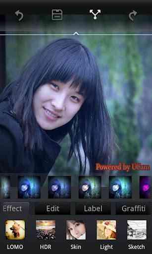 دانلود UCam-for Sweet selfie camera 6.1.6.021017 دوربین عکاسی اندروید 1