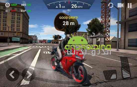 Ultimate Motorcycle Simulator - بازی شبیه ساز نهایی موتورسیکلت