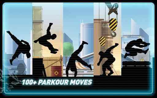 Vector | بازی زیبای حرکات پارکور