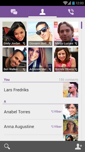 دانلود وایبر Viber 7.3.0.18 برنامه وایبر تماس و پیامک رایگان اندروید 2