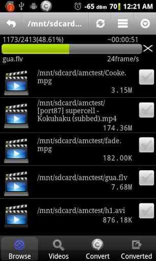Video Converter Android PRO v1.5.5 نرم افزاری قدرتمند برای تبدیل و کاهش حجم فایل های ویدیویی 1