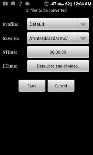 Video Converter Android PRO v1.5.5 نرم افزاری قدرتمند برای تبدیل و کاهش حجم فایل های ویدیویی 2