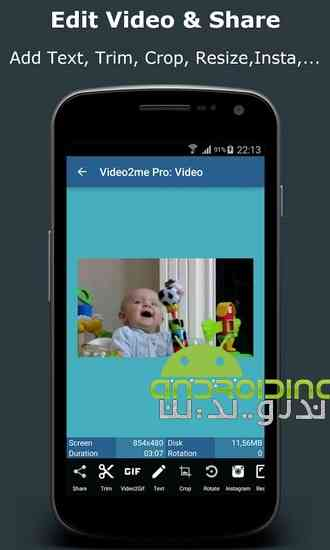 Video2me Pro Video Gif Maker