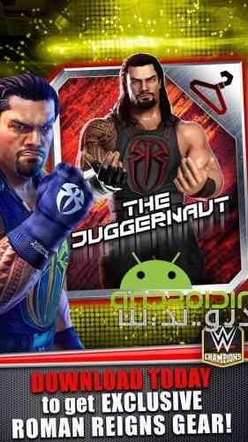 WWE: Champions - بازی پازلی قهرمانان کشتی کج