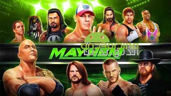 WWE Mayhem - بازی اکشن ضرب و شتم کشتی کج