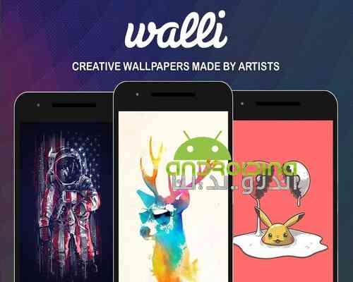 Walli - Wallpapers HD