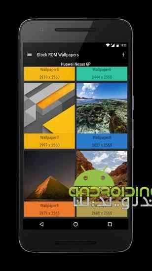 دانلود Walloid Pro HD Wallpapers 2.1.3 مجموعه والپیپر های HD برای اندروید 2