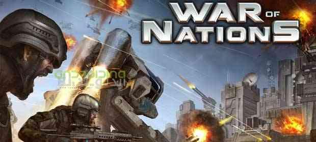 دانلود War of Nations PvP Domination 4.10.1 بازی انلاین جنگ ملت ها 1